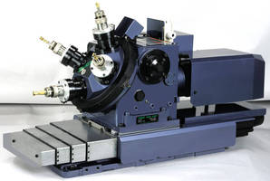 Quad-Spindle CNC Turret Unit optimizes productivity.
