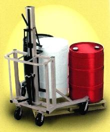 Drum Equipment simplifies palletizing process.