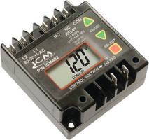 Line Voltage Monitor protects single-phase equipment.