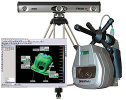 NDI Launches New OPTOTRAK Portable CMM Line