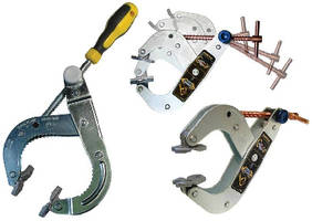 Quick-Acting Clamps are optimized for holding strength.