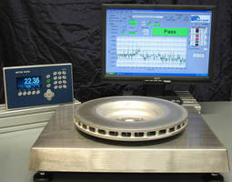 Inspection System finds small defects in powder metal parts.