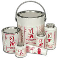 Pipe Thread Sealant features 100% virgin PTFE.