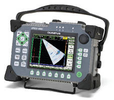 Ultrasonic Flaw Detectors offer phased array imaging.