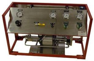 High Pressure Air Amplifier Application