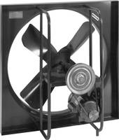 Panel Fans have belt drive design.