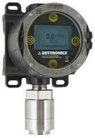 Display provides non-instrusive gas detector calibration.