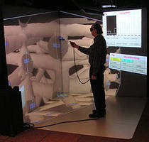 NIST Software improves accuracy for 3-D Virtual Reality labs.