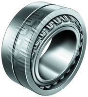 Spherical Roller Bearings are offered in extended life version.