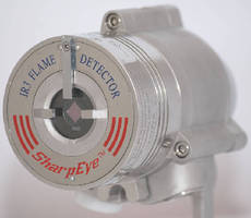 Optical Flame Detectors have explosion-proof design.