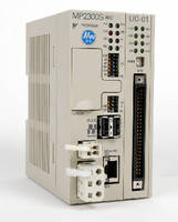 Control System features full IEC61131-3 compatibility.