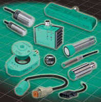 Inductive Proximity Sensors are built for mobile equipment.