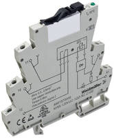 Relays are approved for Class 1, Division 2 hazardous areas.