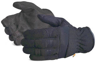 Synthetic Leather Gloves are offered in 2 styles.