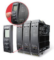 Signal Conditioners support universal input.