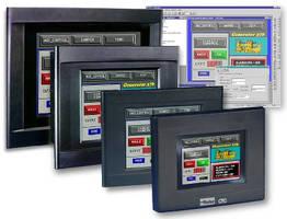 HMI Platform features 15 in. 1,024 x 768 TFT display.