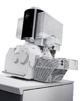 Scanning Electron Microscope offers sub-nanometer resolution.