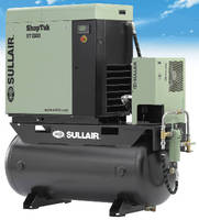 Air Compressors are designed for continuous duty.
