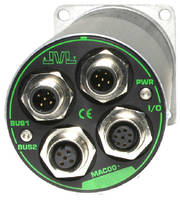 Integrated Servo Motors offer DeviceNet compatibility.