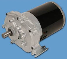 AC Parallel Shaft Gearmotor offers high continuous torque.