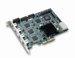 Frame Grabber features 800 Mbps bandwidth per port.