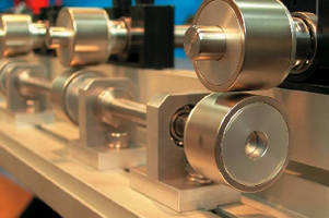 Drive Components suit cleanroom assembly operations.