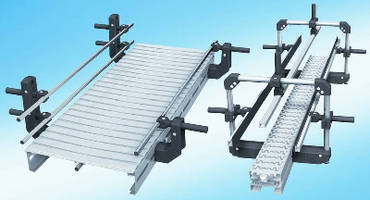 Guide System lends strength, flexibility to conveyors.