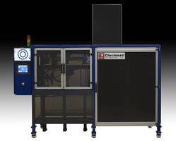 Automated Inspection System examines compression springs.