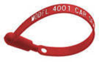 Strap Seals suit car and cargo applications.