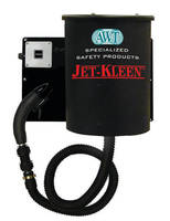 JET-KLEEN(TM) Ensures Safe Cleanup of Personnel and Components
