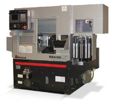 Turning Center features 3 x 3 in. workpiece capacity.