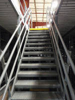 Knock-Down Stairs suit limited-space applications.