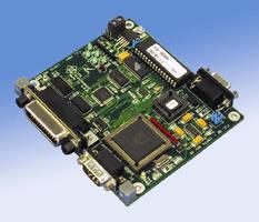 Interface Board adapts Modbus devices to GPIB bus.