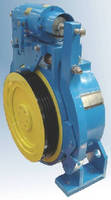 Gearless AC Elevator Motor is ideal for MRL applications.
