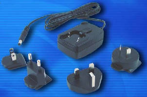 Energy-Efficient Adapter provides global compatibility.