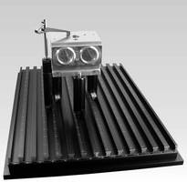 Fixture System is suited for 3D coordinate metrology.