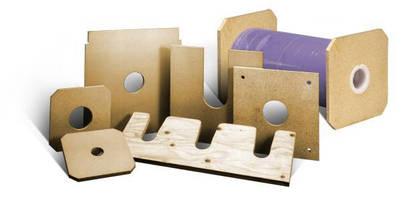Custom Endboards Protect Heavier Rolls