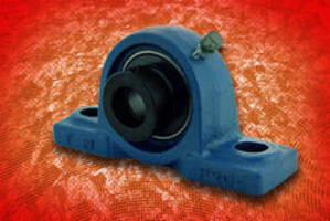 Pillow Blocks come in locking collar and set screw types.