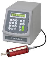 Ultrasonic Welding System has digital time/energy controls.
