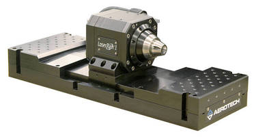 LaserTurn 1 Represents the State-of-the-Art in Integrated Linear/Rotary Laser Machining Platforms