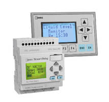 Controllers are offered with external message display panel.