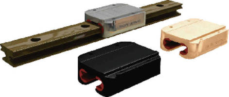 Miniature Linear Guide is optimized for stability.