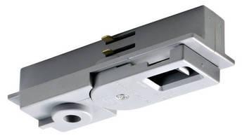 Track Adapter simplifies installation of lighting fixtures.