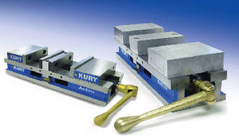 High Density Long Vises come in 4 and 6 in. capacities.