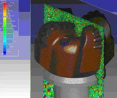 Software offers mesh quality monitoring tools.