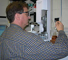 NIST Method accelerates stability testing of soy-based biofuel.