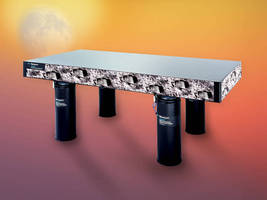 Newport Offers Limited Edition Optical Tables to Celebrate 40th Anniversary