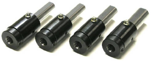 Rotary Broaching Tool Holders come in multiple shank sizes.