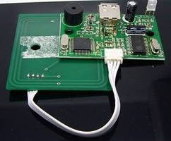 RFID Reader Module offers embedded/USB connection options.