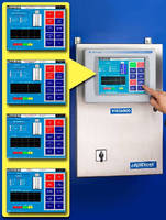 Viscosity Control System offers multilingual interface.